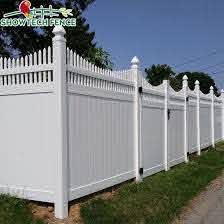 China 4 5 Pvc Vinyl White Plastic Fence Post Gothic Cap China Pvc Fence Panels Pvc Profile