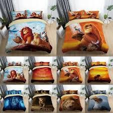 3d the lion king bedding set quilt