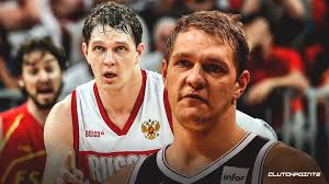 NBA news: Timofey Mozgov returning to his former EuroLeague club in Russia