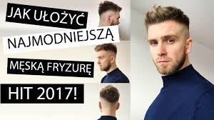 Krotka Meska Fryzura Hit 2017 Poradnik