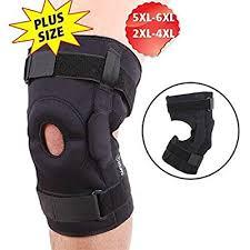 disuppo large knee brace plus size