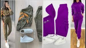 ملابس رياضية شيك للبنات موضة 2020 جديد موضة البنات ملابس رياضية