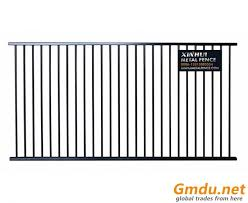 Steel Swimming Pool Fence