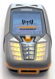 Siemens M75 Outdoor-Handy