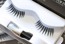 the make up for ever false eyelashes