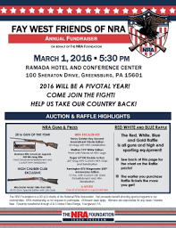 Fillable Online FAY WEST FRIENDS OF NRA Fax Email Print - PDFfiller
