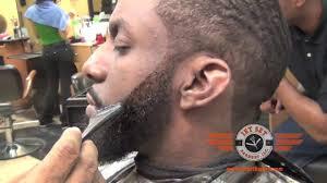 bigen blackout on hair and beard