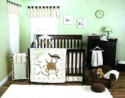 safari nursery bedding