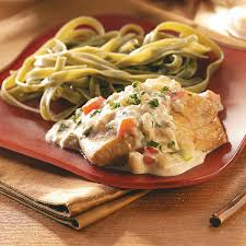 Grouper with Crabmeat Sauce Recipe ...