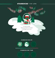 coffee with the starbucks for life game