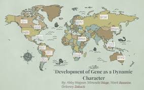 A Separate Peace: Gene as a Dynamic Character by Abby Wagner