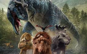 5 walking with dinosaurs 3d