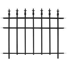 Aluminum Fence Panels Amazon Com