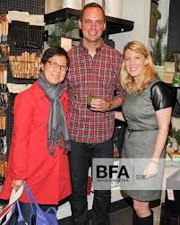 Shane Brogan, Abigail Jacobs at WEST ELM Brooklyn Grand Opening Press  Preview / id : 547182 by Neil