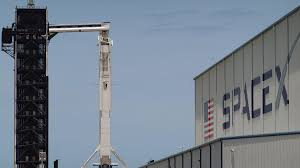 Nasa and SpaceX's second attempt ...