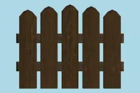 Download Fence 3d Models For Free