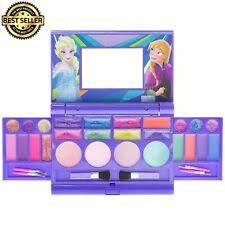 beauty set kids cosmetic kit anna elsa