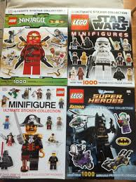 Ultimate Sticker Collection Lego Ninjago Download Free