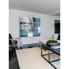 parvez taj printed white wood wall art