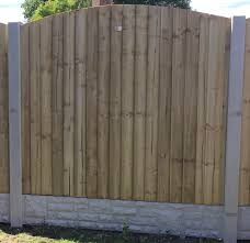 Vertilap Feather Edge Fence Panels S T Fencing Timber Products