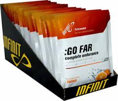 infinit nutrition go far energy drink
