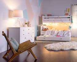 Bunk Loft Beds For Kids A Perfect Backdrop For Any Child S Style The Streamlined Bunk Bed Design Can Transition And Tra Kid Beds Kids Bedroom Mattress Room