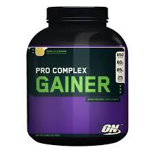 optimum nutrition pro gainer best