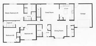19 floor plan for ranch style home to