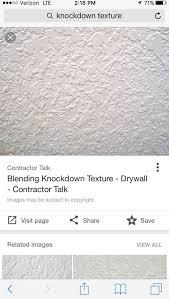 wall texture spray vs smooth
