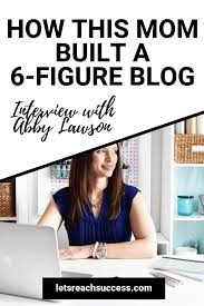 How Abby Lawson Turned Her Hobby into a 6-Figure Family Business