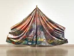 "Dallas Museum of Art Announces Acquisition of Iconic ""Drape"" Painting by  Sam Gilliam 