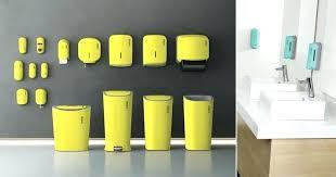 yellow bathroom bin samsungomania club