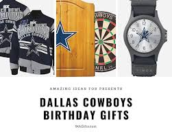 dallas cowboys birthday gifts 9th