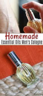 diy cologne for men how to make