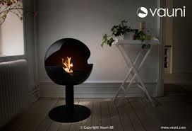 indoor outdoor bioethanol fireplace by
