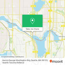 How to get to Aurora George Washington Brg, Seattle, WA 98103 in Seattle by  Bus | Moovit