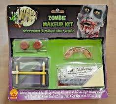 zombie makeup kit costume child