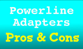 powerline adapters pros and cons home