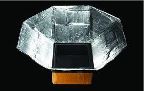 how to build a diy solar oven por
