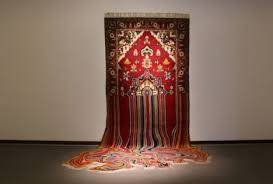 glitch carpets hand crafted rugs look