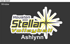 Houston Stellar Car Decal Pinnacle Sign Company