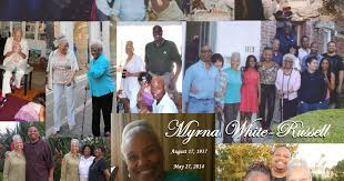 My Piece of the 3.1415927: In Loving Memory of my Mother, Myrna  White-Russell (August 17, 1937 - May 27, 2014)