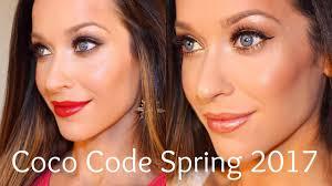 coco codes collection makeup tutorials