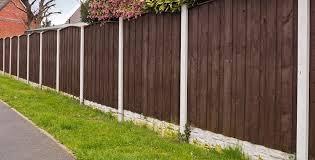Advantages Of Concrete Fence Posts Over Wooden Posts Allen Concrete