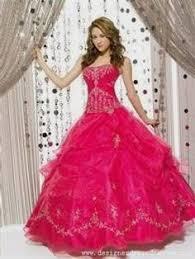 hot pink gypsy wedding dresses 2018