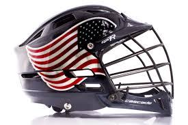 Extreme Lacrosse Helmet Decals Schoolpride