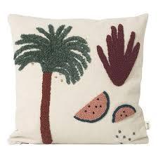 Ferm Living Kids Palm Cushion