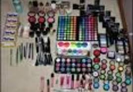 show you my makeup collection by