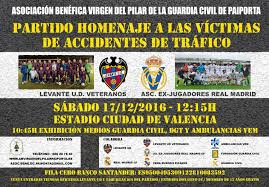 Tickets on sale for the Veterans Levante UD – Real Madrid match