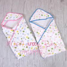 Ủ xô Nhật mới về các mẹ nhá Vải xô mềm,... - MaiHương Baby - Chuyên đồ cho  mẹ và bé sơ sinh